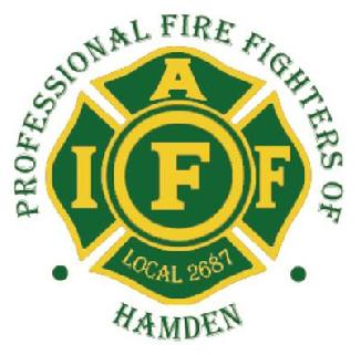 CLICK here to visit the official website of the Hamden Professional Firefighters, Local 2687, I.A.F.F.