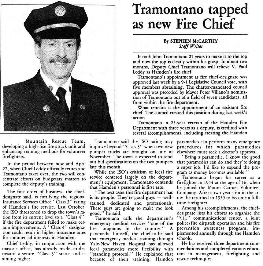 Hamden Fire Retirees Association, Inc